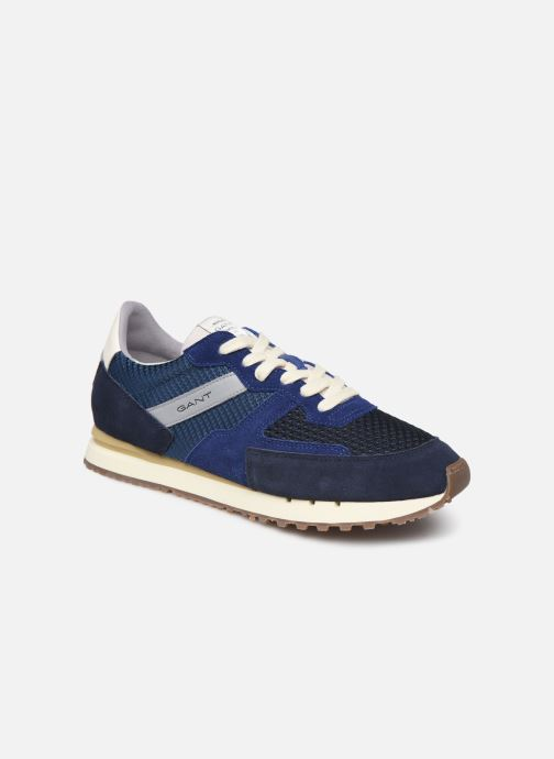 Trainers Gant Davenport Blue detailed view/ Pair view